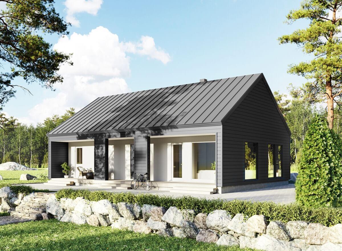 Jetta-talo Oslo Talopaketti